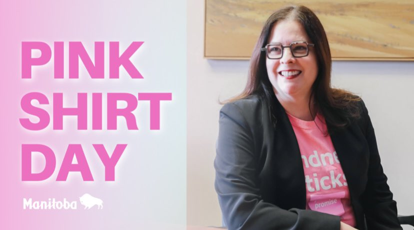 test Twitter Media - Today I am wearing pink to show support for #PinkShirtDay, an important day to raise awareness and stand together against bullying. #LiftEachOtherUp #BeKind #DayofPink https://t.co/1BKllNSHfL