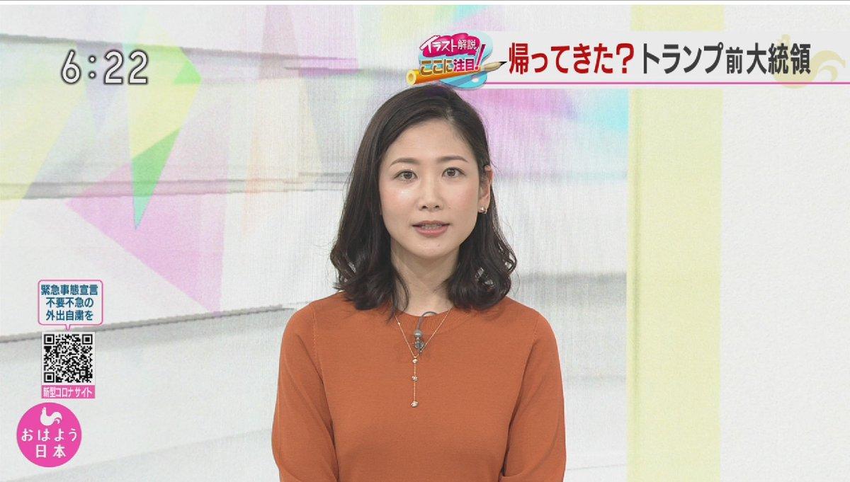 test ツイッターメディア - 桑子真帆 #桑子真帆 #NHK https://t.co/LpqUpBJ46q