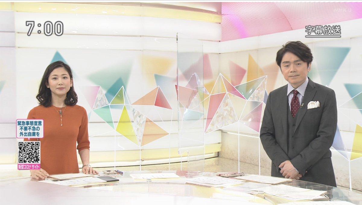 test ツイッターメディア - 桑子真帆 #桑子真帆 #NHK https://t.co/tYCG7PWd78