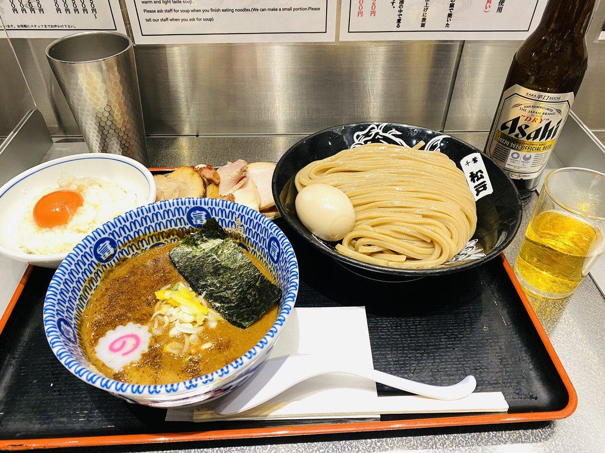 test ツイッターメディア - 東京駅KITTEで、初「とみ田」  11時ちょい過ぎで行列無し。  僕の貧しい舌では残念ながら、 もちろんおいしいんだけど、 並ぶほどの魅力は発見できず・・・  たまごかけごはんとビール おいしかった。 https://t.co/h43NjuFsKg