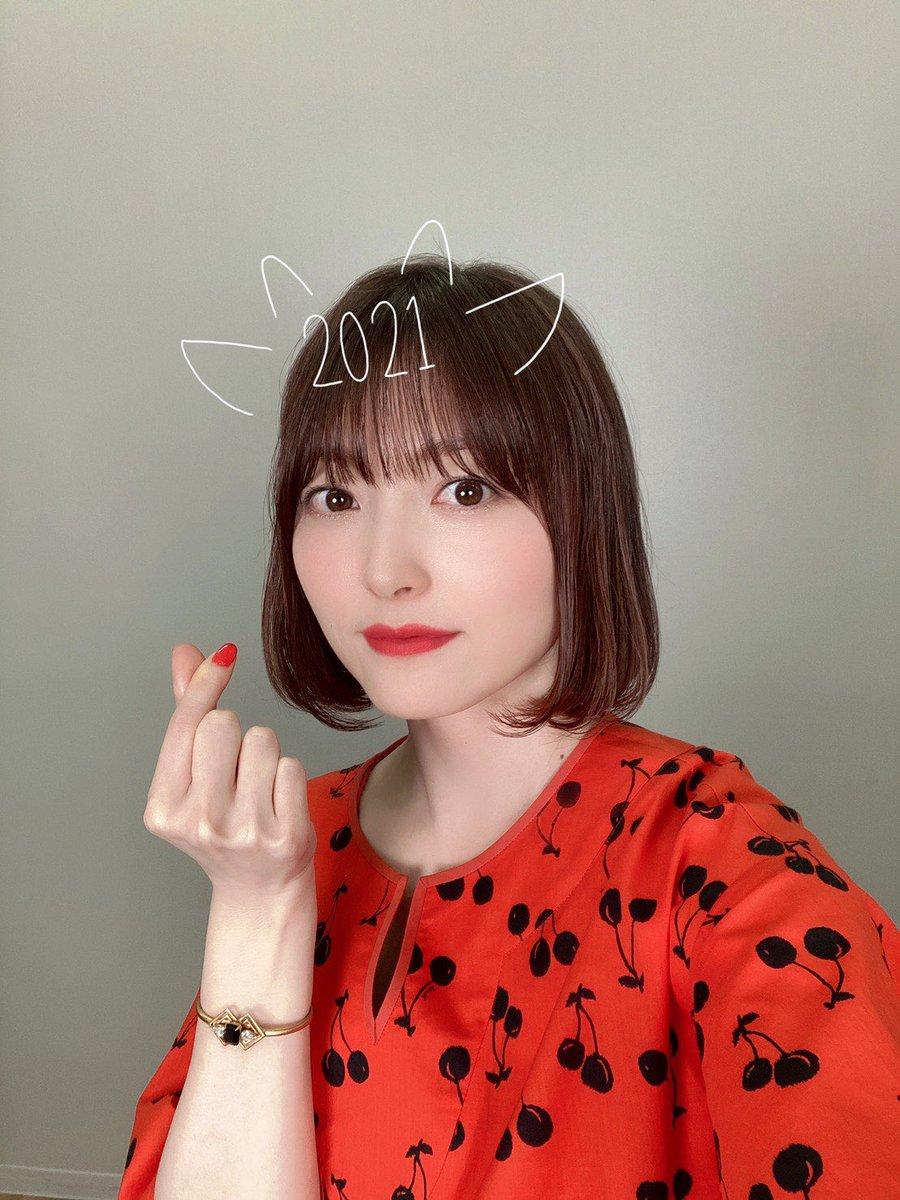花澤香菜の2月25日のツイッター画像
