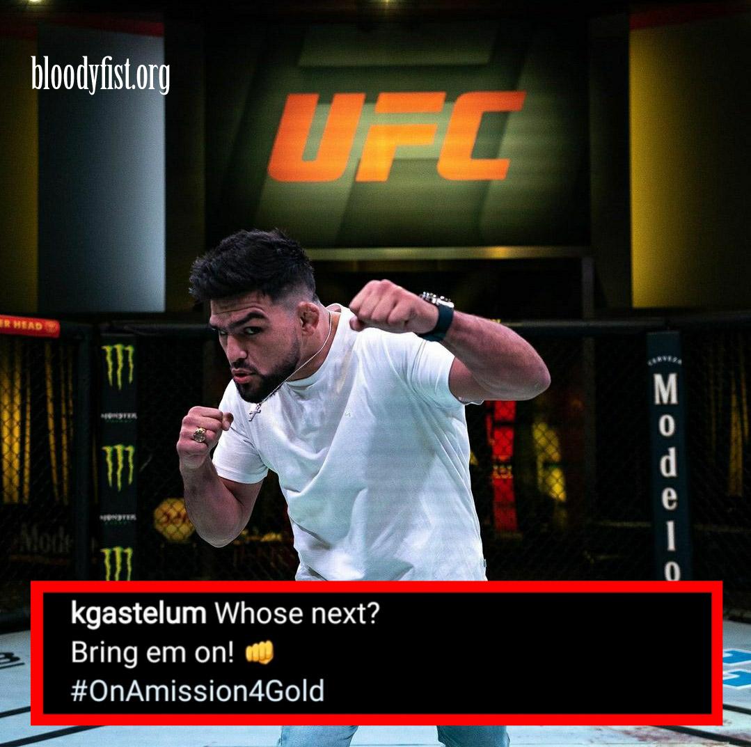 Who do you think Kelvin Gatsulm  should fight next???  (Via: @KelvinGastelum) #OnAmission4Gold #UFC263 #USA #kelvingastelum #whoisnext #mma #ufc #boxing #bjj #muaythai #kickboxing #jiujitsu #fitness #martialarts #wrestling #fight #grappling #karate #fighter #training #mmafighter https://t.co/brwRgkagHP