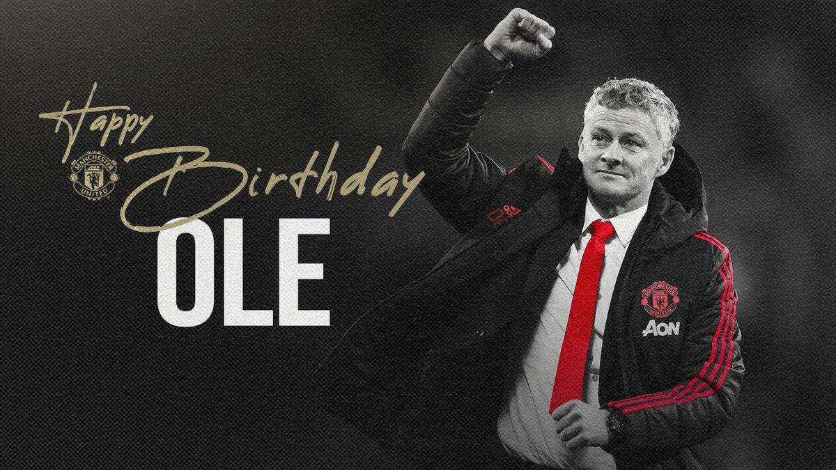 Over 1️⃣6️⃣ years with the club ❤️  Happy birthday boss! 😎  #MUFC