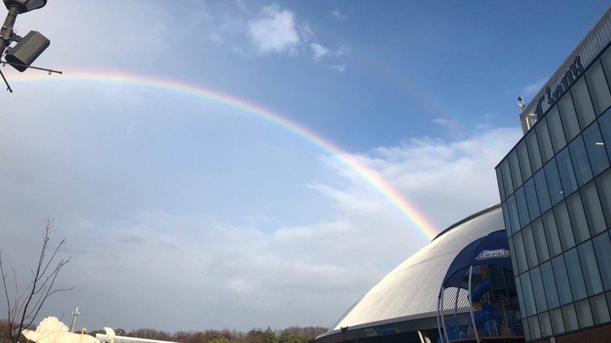 test ツイッターメディア - メットライフドームエリアグランドオープン、プロ野球開幕まであと1ヶ月! 先日、メットライフドームには大きな虹がかかりました!新しいメットライフドームで皆さんの思い出を彩っていただけるよう、準備を進めて参ります! ▼特設サイトはこちら https://t.co/iLI7yRQ95M #seibulions #ENJOYALL https://t.co/EvWweYdWtn