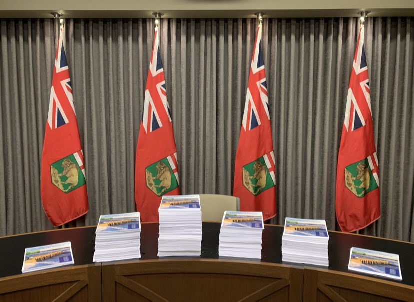 test Twitter Media - The Economic review of Manitoba Hydro's Bipole III and Keeyask projects was released this morning by Commissioner Brad Wall. Click the on the following link to watch the live news conference.https://t.co/QKX8a07MAL #mbpoli https://t.co/SyrZmqt72B