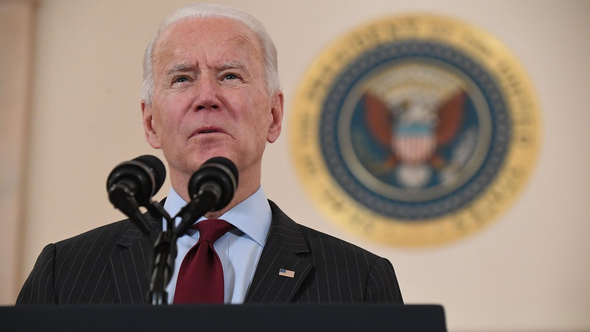Biden Comforts Families Of Syrian Airstrike Victims With Eloquent Speech On Living With Heartbreaking Loss