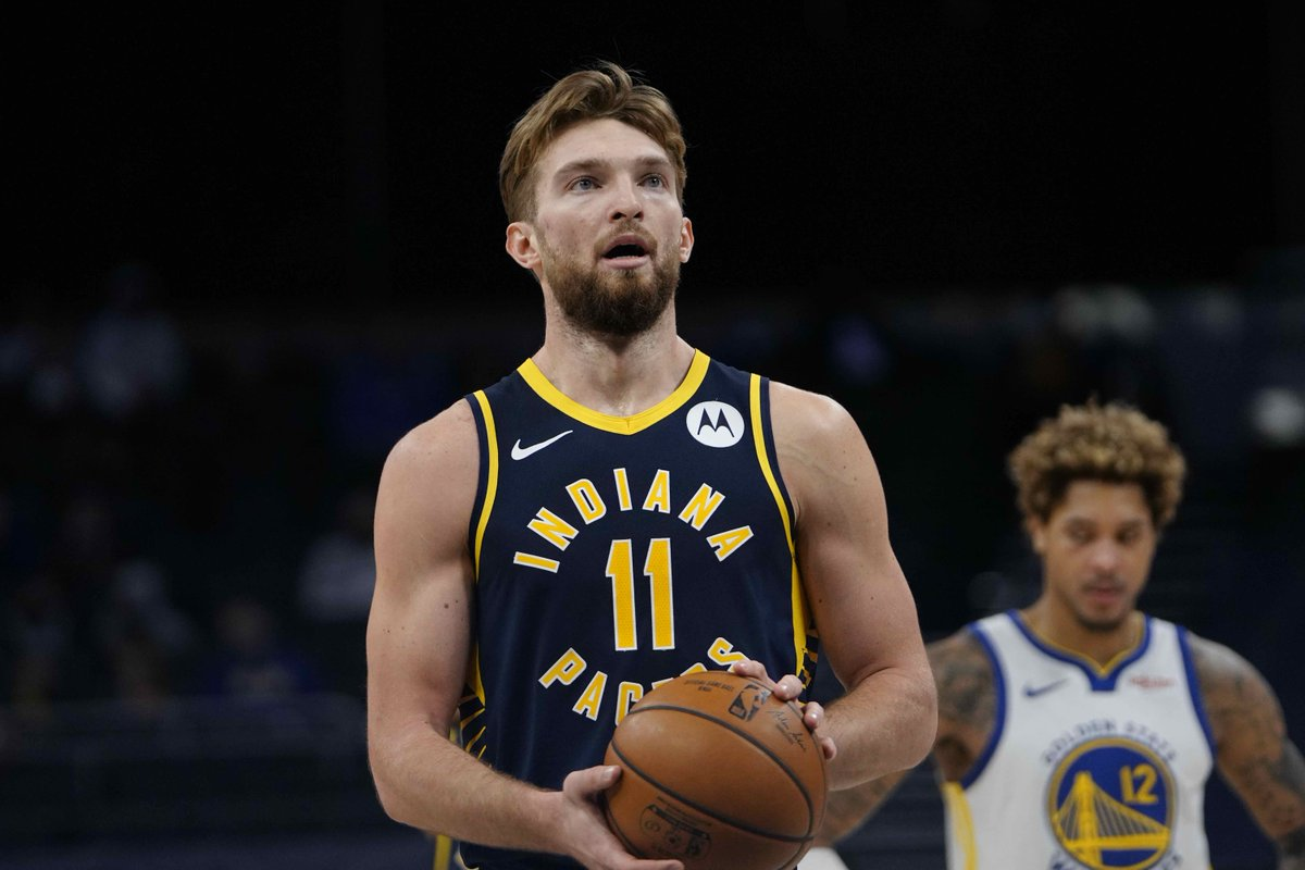 Domantas Sabonis is expected to replace KD in the All-Star Game, per @wojespn
