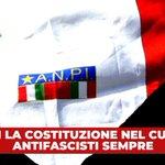 RT @cgilnazionale: Con la #Costituzione nel cuore. #Antifascisti sempre. Buon tesseramento all'@Anpinazionale https://t.co/2CszVpDhDc