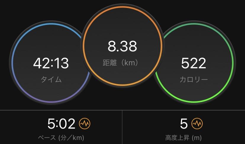test ツイッターメディア - 久しぶりのラン。  おんらいん京都マラソンが終わり、 少し気が抜けてしまいました。  迷っていた、なにわ淀川マラソン検討中です。 #ランニング https://t.co/nbuAA9XMmY
