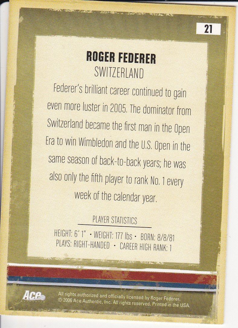 test ツイッターメディア - ☆海外サイトで驚きの超高騰!#テニストレーディングカード!~お持ちのファンは大切に!     #フェデラー カード!お求め安い価格となっておりますぜひご利用ください! ☆ご購入はこちら!→https://t.co/rg7w2YHHdS #下北沢 #テニスショップ #リバティクロス  #RogerFederer #トレカ https://t.co/leqzNlSU1p