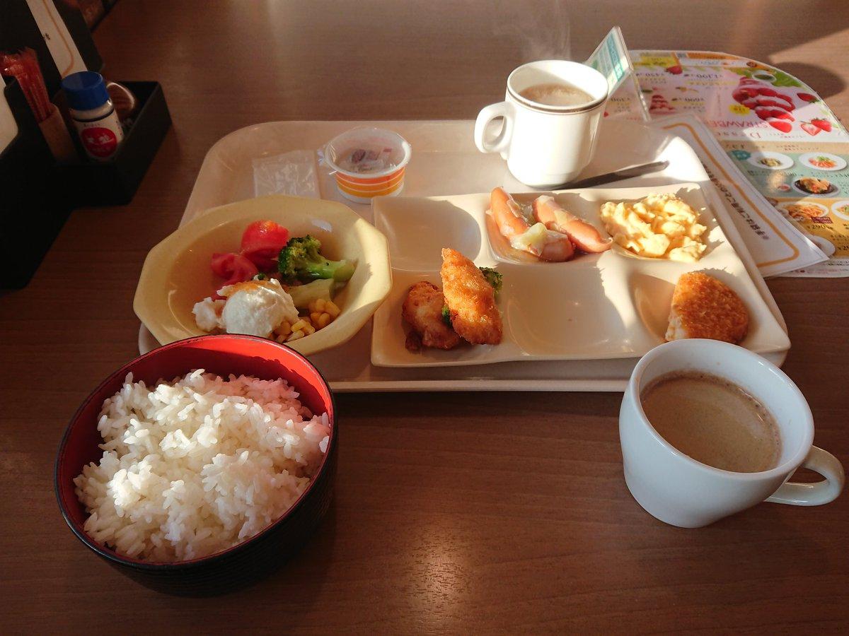 test ツイッターメディア - 早朝三浦半島ドライブ。 ココス三浦海岸店で朝ごはん食べたら、 朝食バイキングでしたw(゜o゜)w  …食べ過ぎちった(*_*;  #朝活 https://t.co/68W9HzMIlV