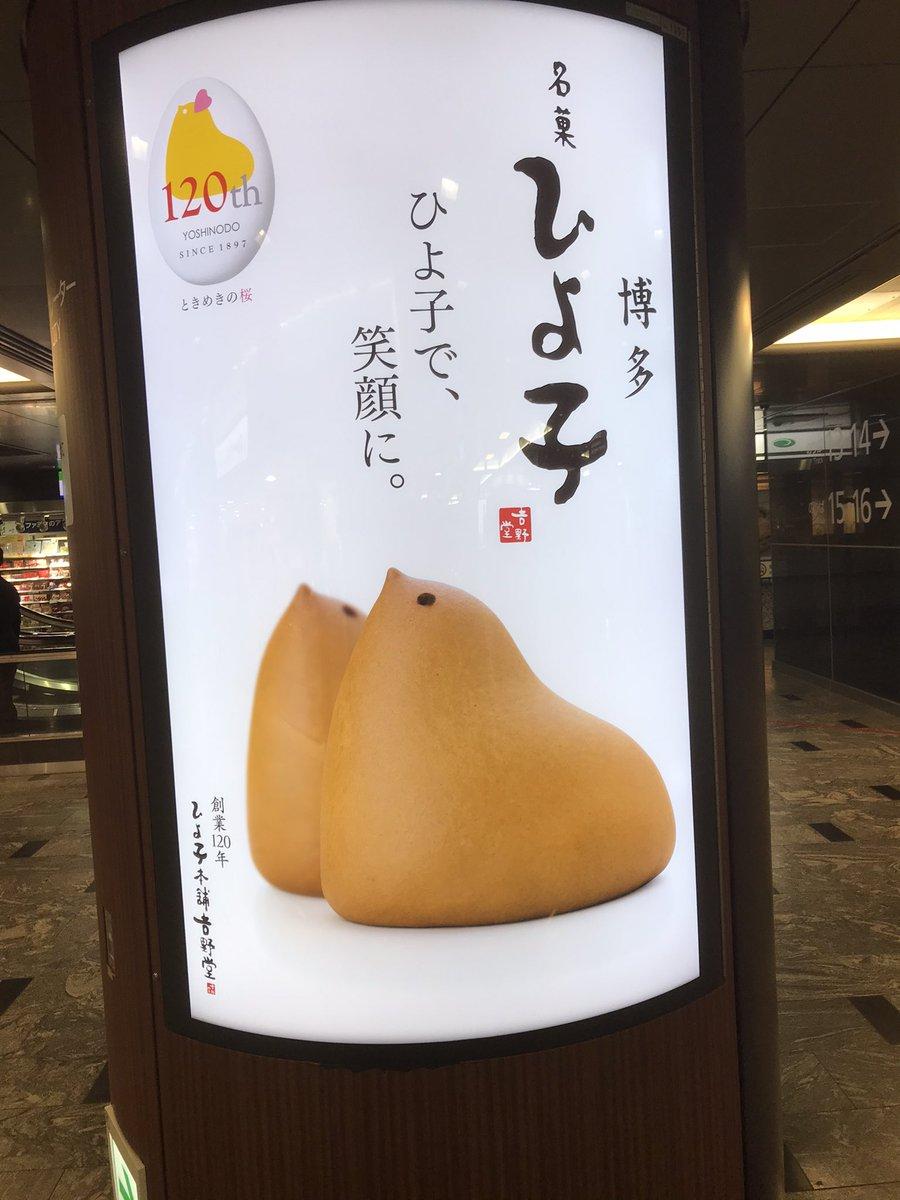 test ツイッターメディア - ひよ子は博多銘菓です。  大事なことなのでもう一度言います、ひよ子は博多銘菓です。 https://t.co/dYIERonjQR