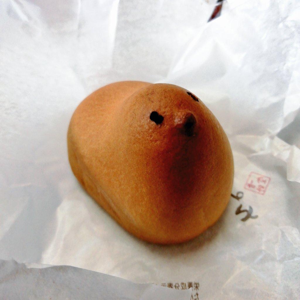 test ツイッターメディア - 先日東京駅で期間限定で売っていたのでつい買ってしまった、苺ひよ子🐤を食べました!  可愛すぎて食べるのもったいないけど頂きました😭  上品に口の中に広がる苺あんが甘すぎなくて美味しかったです✨ https://t.co/YVmLjLka4y