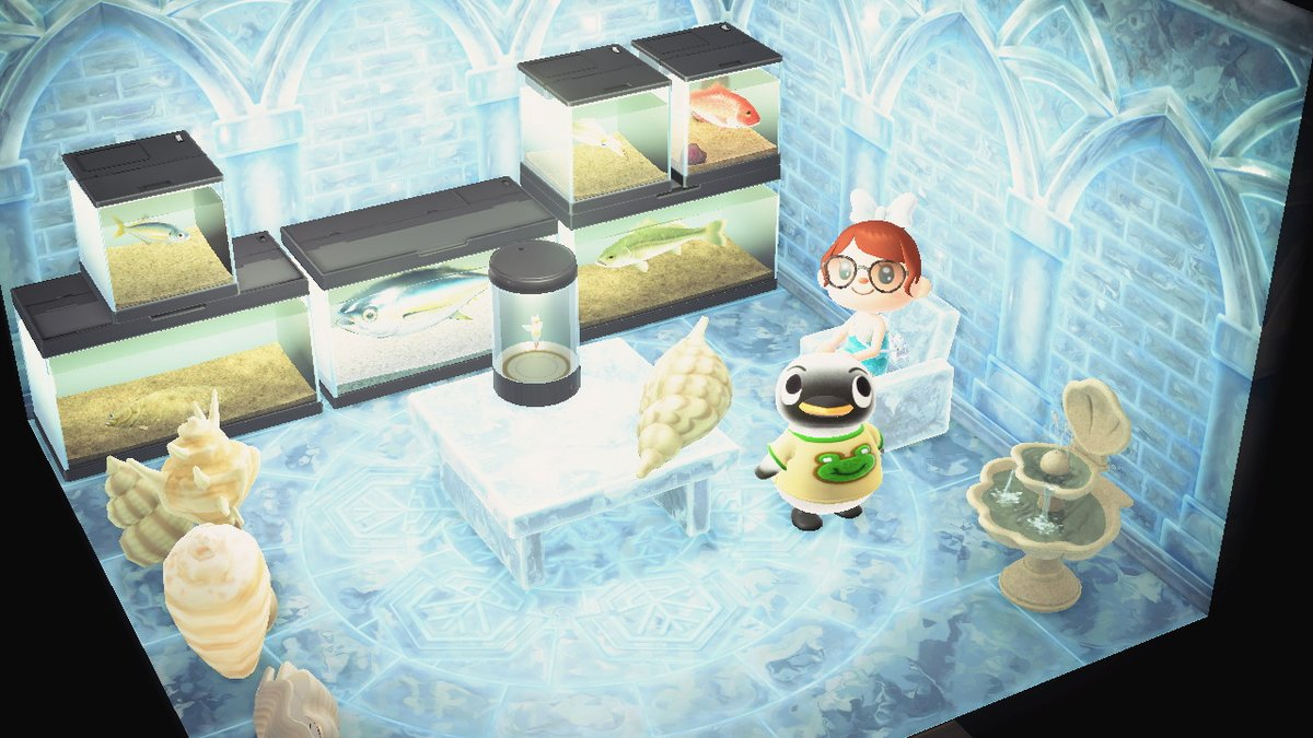 test ツイッターメディア - サブ島 サンデーが旅立った跡地にカマボコを勧誘♡ あつ森では初ペンギン  気兼ねなく魚をプレゼントできそうなお部屋w そして外灯がおしゃれ~♪ https://t.co/mwrIYMJMVU