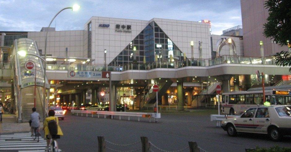 test ツイッターメディア - 完全に京王線府中駅ですね。 #ウマ娘 https://t.co/MUqaT3Zycd