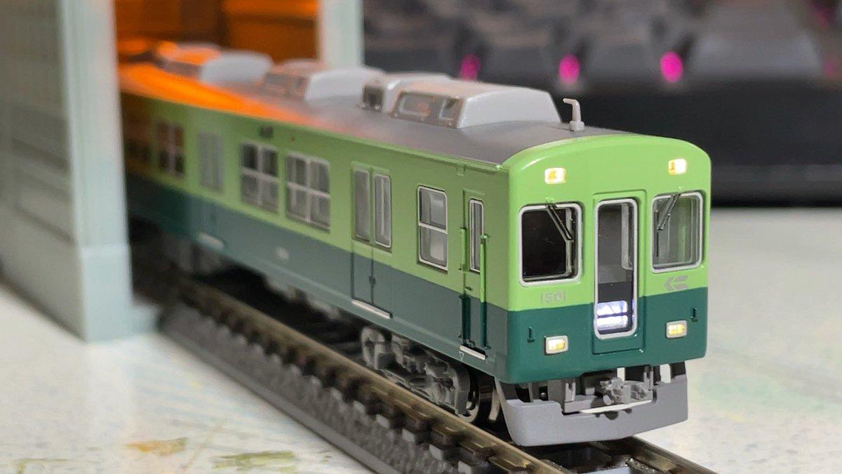 test ツイッターメディア - 今日の手が滑った案件 マイクロの京阪1000系旧塗装  着実に旧塗装車が増えてますね… あとは2400だけ https://t.co/0P7pV9IXqX