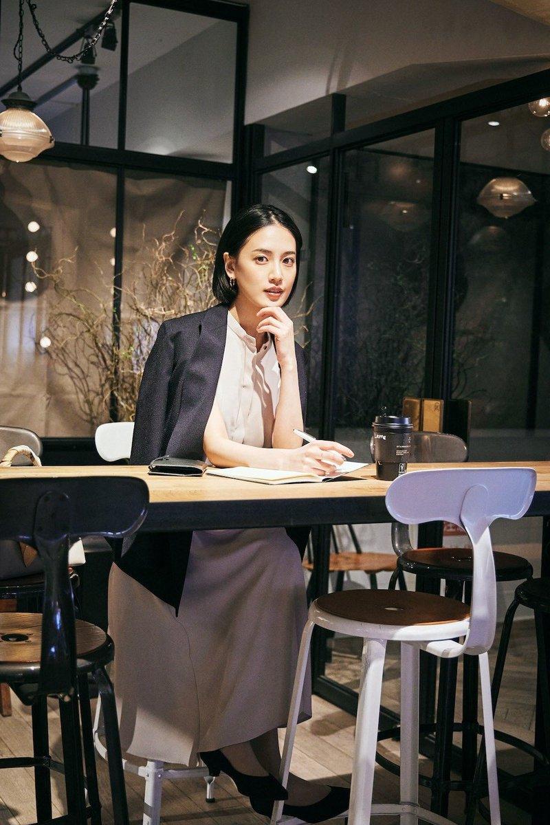 test ツイッターメディア - 洋服の青山さんの おしゃれスーツを着用した 藤井夏恋が 「JJnet」と「洋服の青山」の 公式サイトに掲載されています✨  ぜひチェックしてください👩🏻💼🤍 https://t.co/FbAYvH2fIn