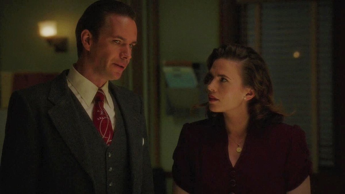 "marvel's agent carter aired its final episode, ""hollywood ending"" five years ago today!"