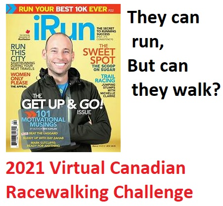 Hey! @iRunNation's @iRunningBen has said he is going to try racewalking but he needs challengers n some company! Throwing down the gauntlet again to @runproctor, @BlainePenny n Colin Harris from @takemeoutside! @CalNeff got what it takes?  #Racewalking #WalkingChallenge https://t.co/PWX9xnbSw3