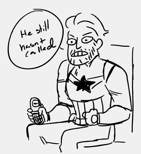 lol i drew this after infinity war