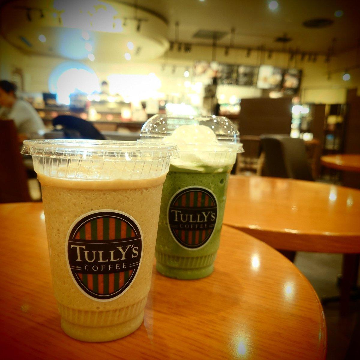 test ツイッターメディア - ひさしぶりのタリーズコーヒー。カフェオレスワークル…美味しい。 #タリーズコーヒー #カフェオレスワークル https://t.co/V9kUHBsVgQ
