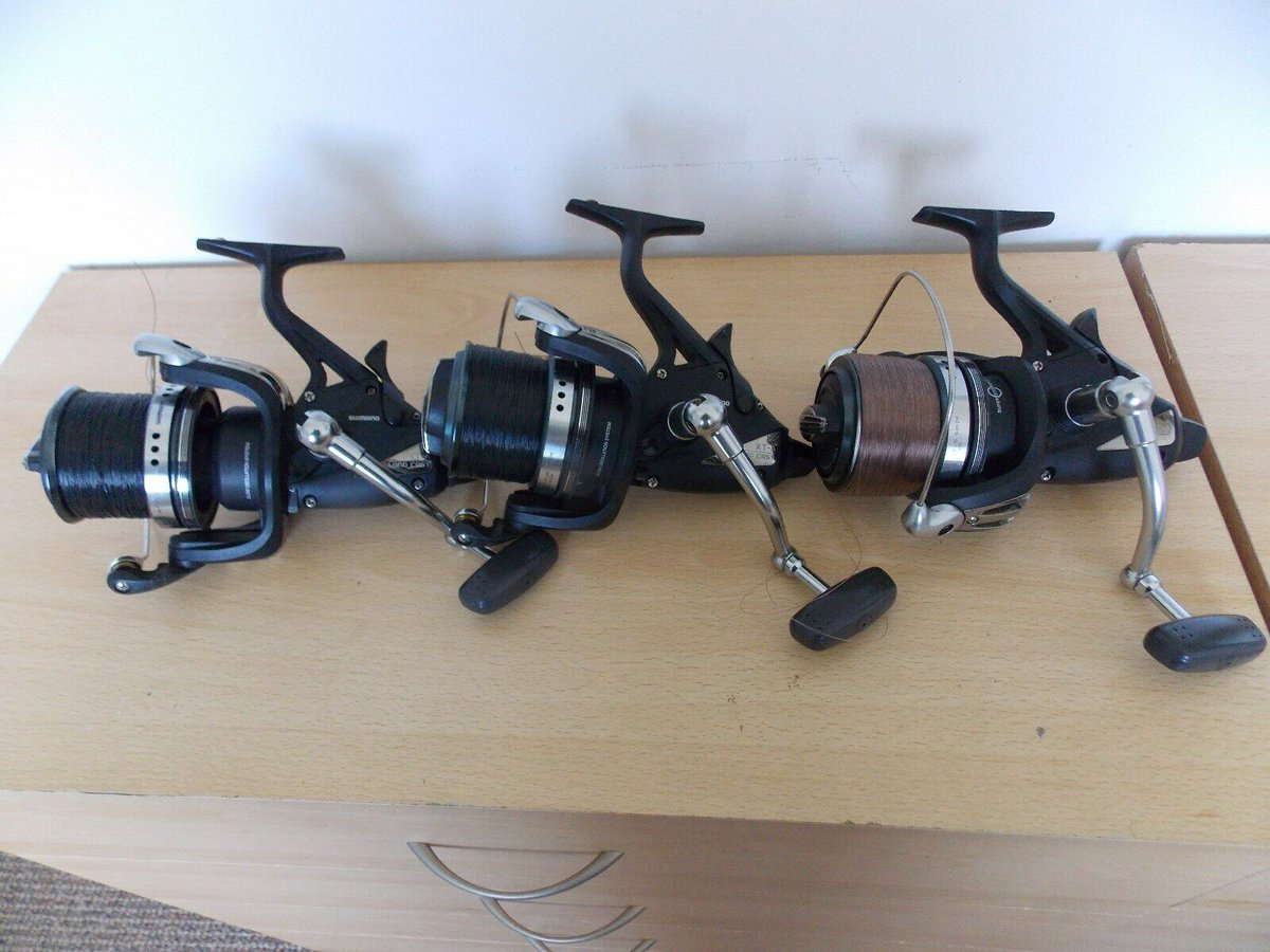 Ad - Shimano XTA Long Cast Baitrunners On eBay here -->> https://t.co/vTwluf8tmq  #carpfishing