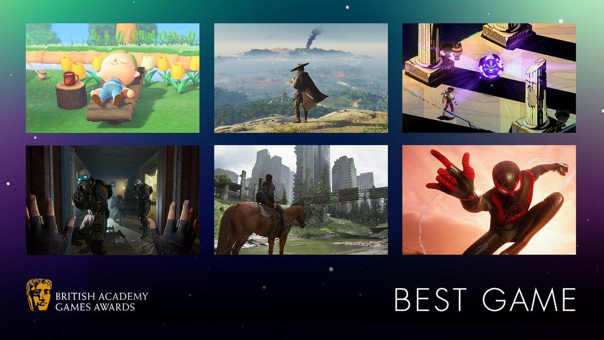 test ツイッターメディア - 英国アカデミー賞ゲーム部門、『The Last of Us Part II』が11部門14枠で史上最多ノミネート https://t.co/hPFRB88j6S  ノミネート数としては英国アカデミー賞で史上最多となる記録を更新した。気になるベストゲーム部門は、『Ghost of Tsushima』『あつ森』『Hades』などが並ぶ結果に https://t.co/Wem83enF2c