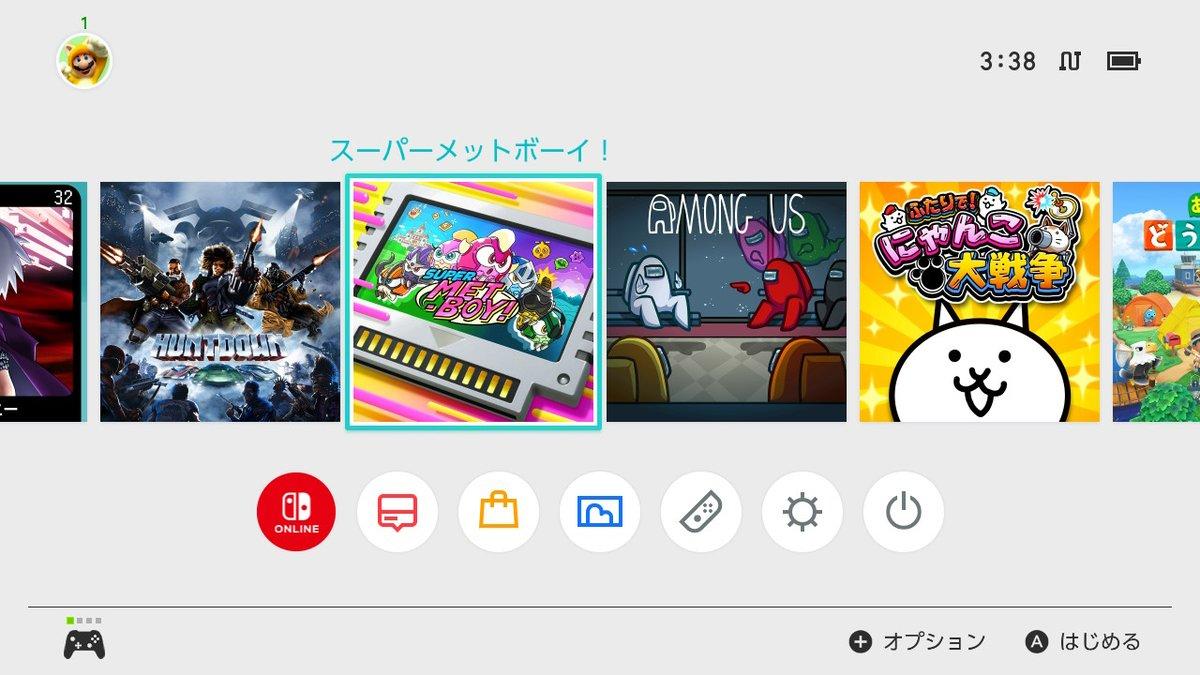 test ツイッターメディア - 深夜のお買い物。アーケードアーカイブスで配信された魔魁伝説を購入。ついでにアケアカNEOGEOのズパパ!も買う。G-MODEアーカイブスから出た魔王カムパニーも買う。他にハントダウン、スーパーメットボーイ!、Among Usも購入。 #NintendoSwitch https://t.co/SRB82tJOab