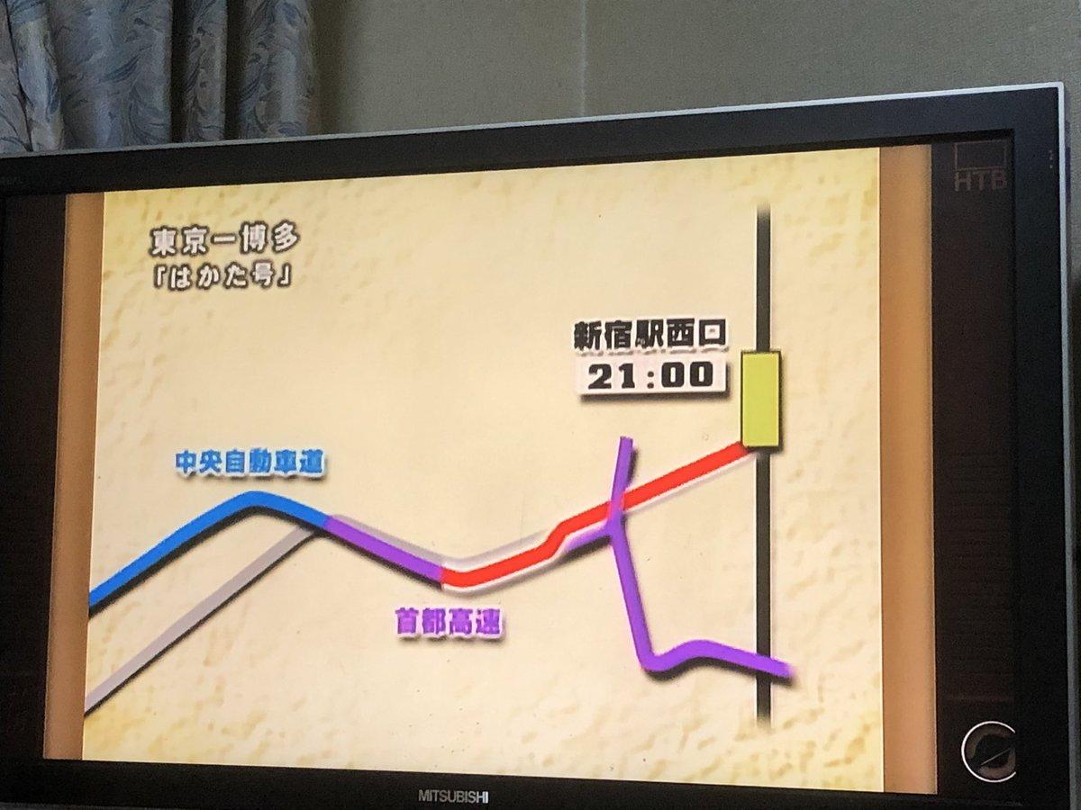 test ツイッターメディア - 東京の高速だけは、マジで乗りたくないと思ったw  (セブンでバイトしてた時にさいたまスーパーアリーナ行った時に、店長の運転にて行ったが、周りの車、怖すぎ内田彩)  #水曜どうでしょう https://t.co/Ahrg7zrJE8