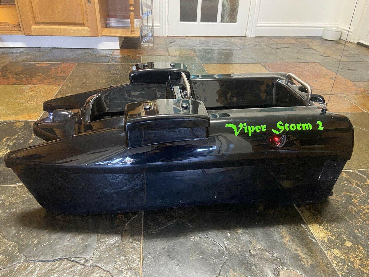 Ad - Viper Storm 2 Bait Boat On eBay here -->> https://t.co/tcpj5904mi  #carpfishing https://t