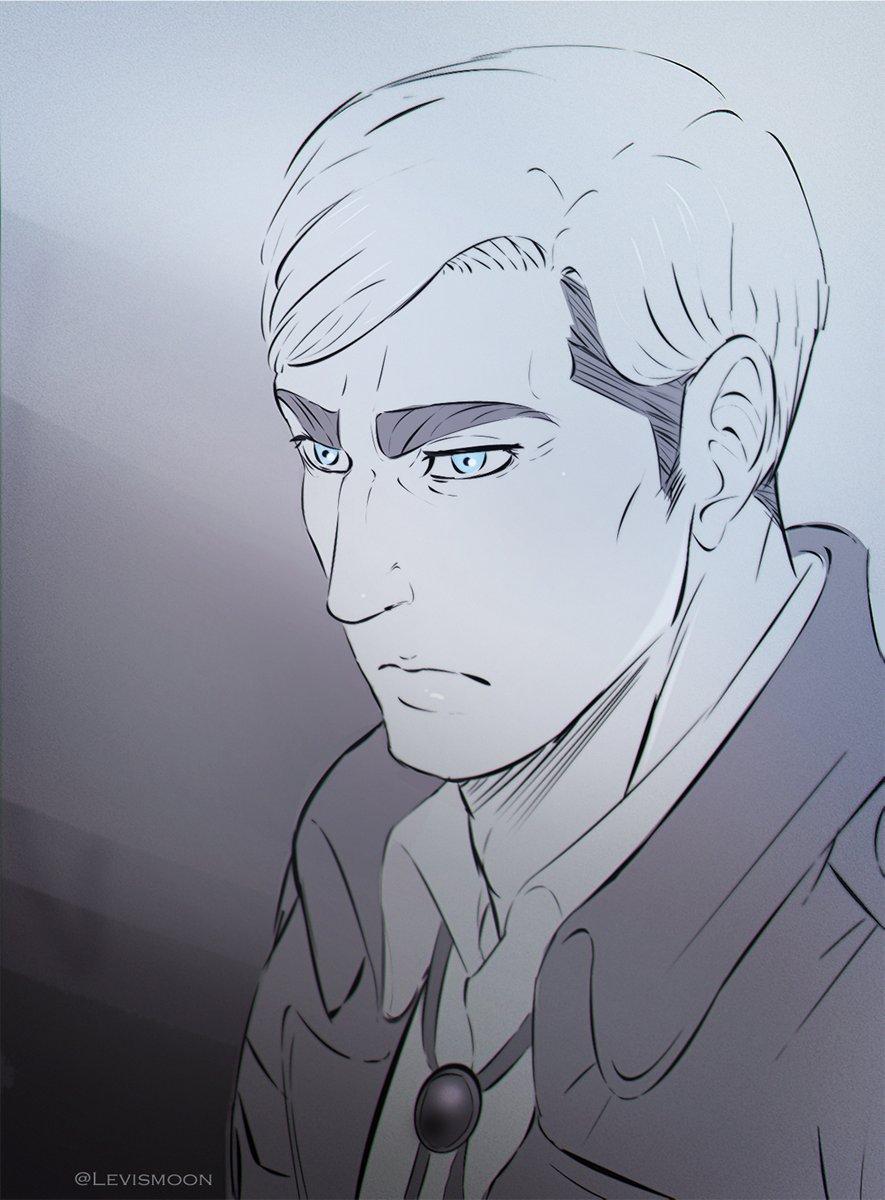 Portrait of handsome Commander 💙