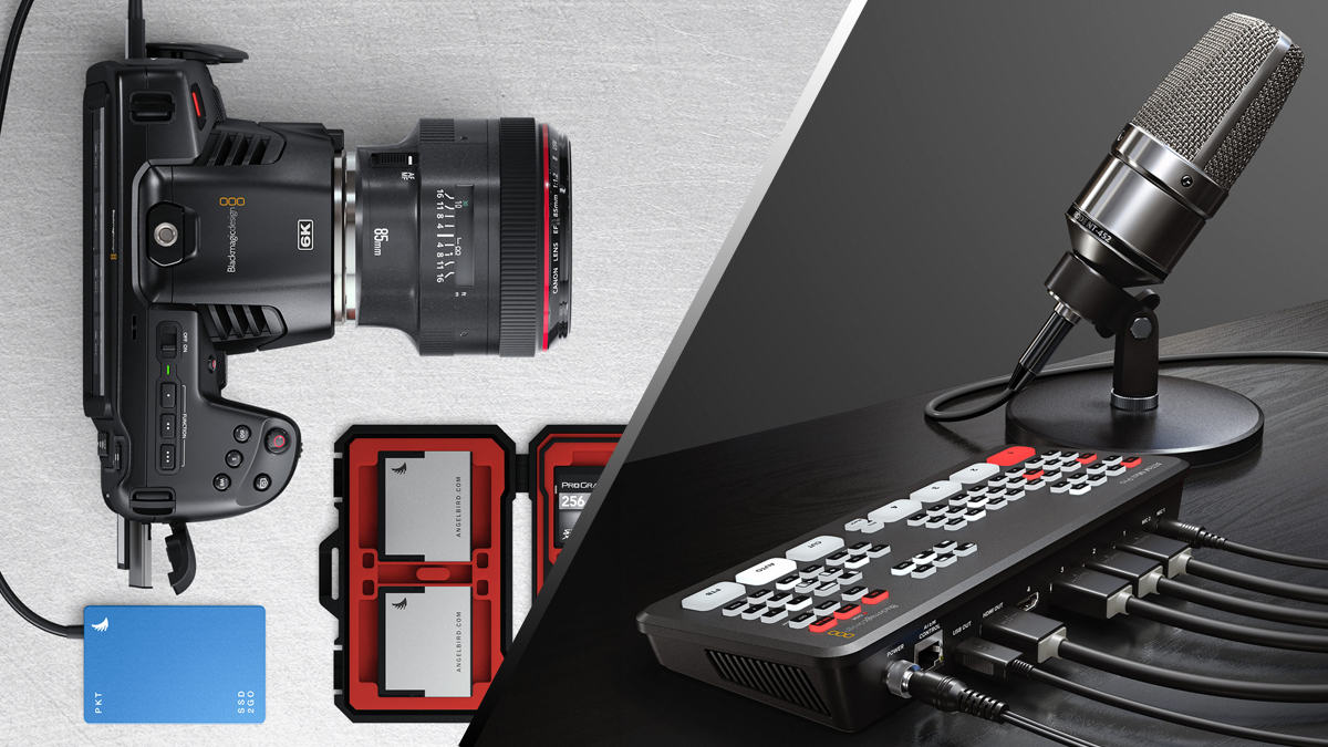 We have two great Blackmagic Design events coming up!