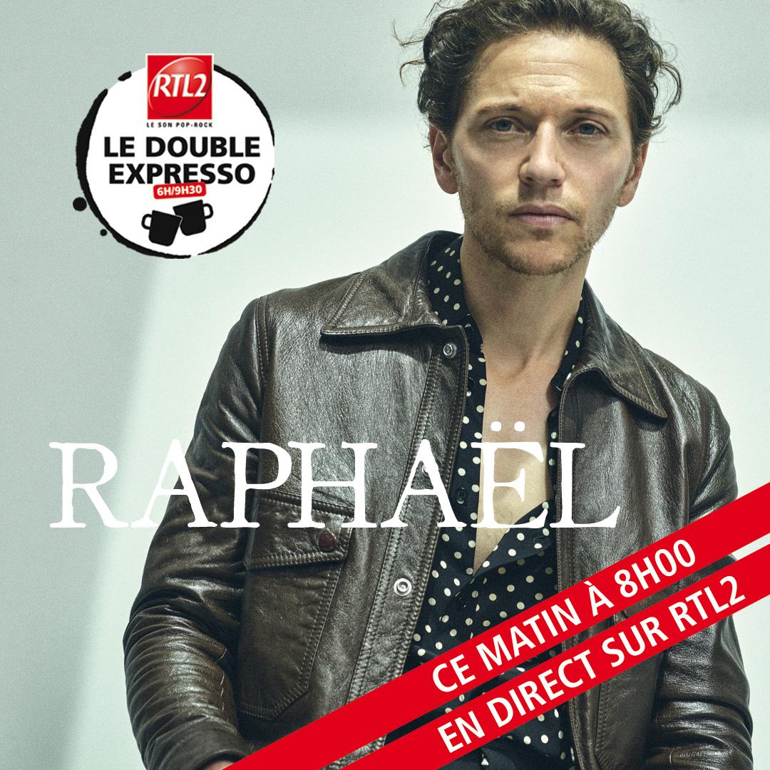 Rendez-vous ce matin à 8h dans le @LDERTL2 en direct sur @RTL2officiel ✨
