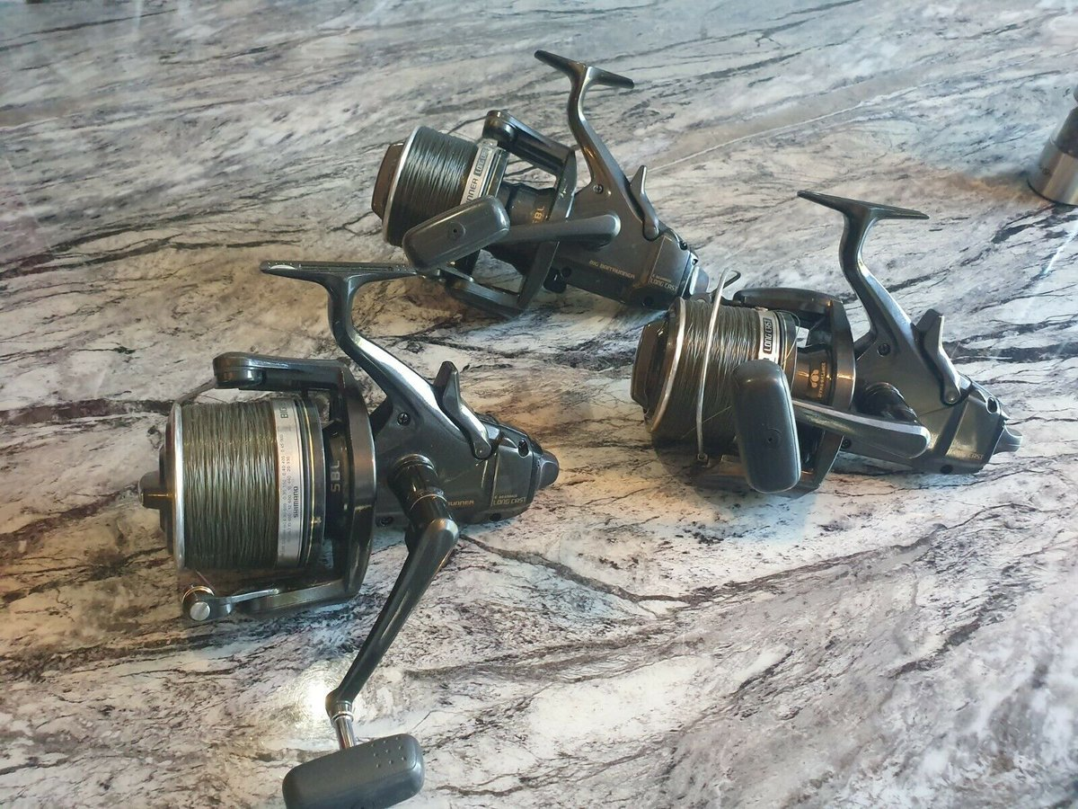Ad - 3x Shimano Big Baitrunner Long Cast Reel  On eBay here -->> https://t.co/MV8BEsO0SJ  #car