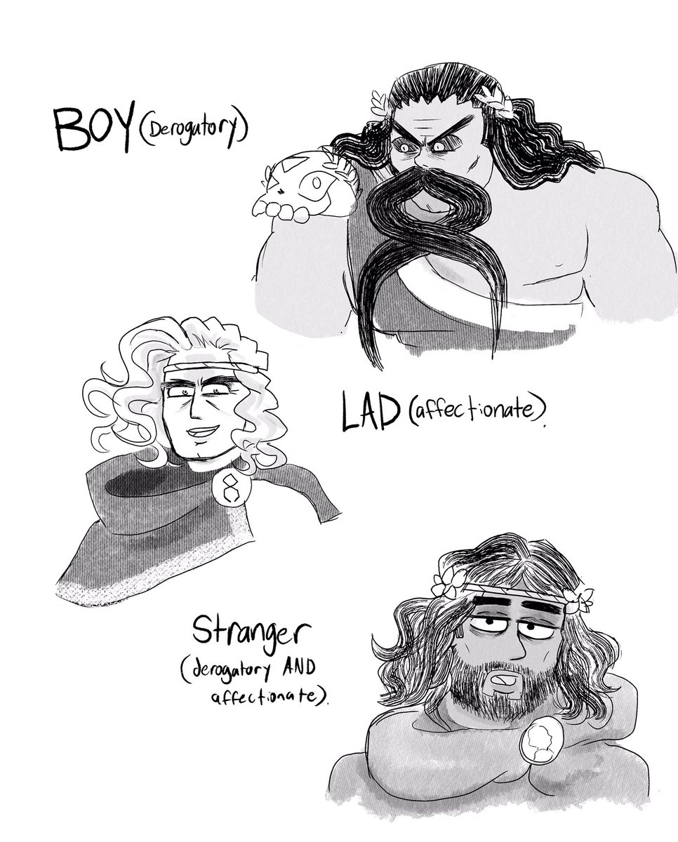 Zagreus's dads and how they refer to him
