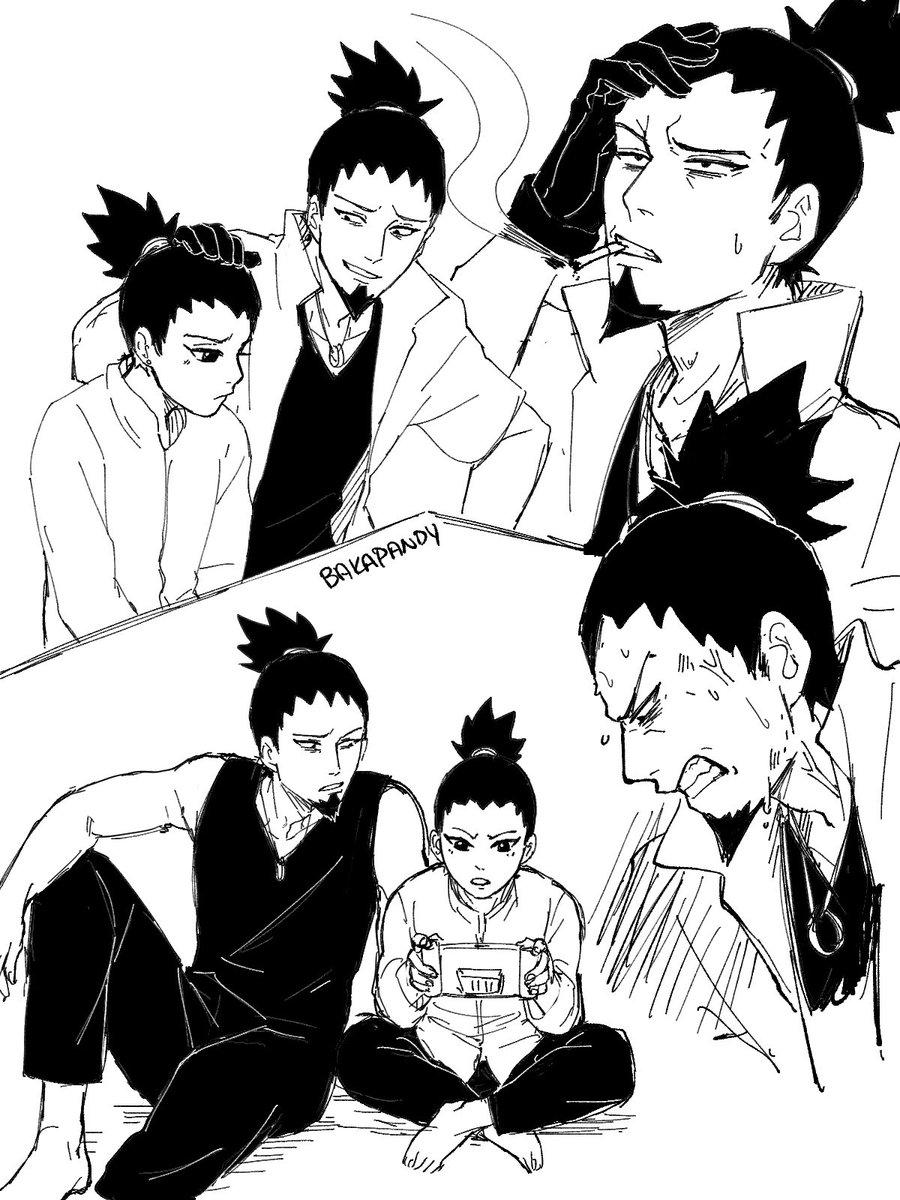 So I read Shikamaru Shinden