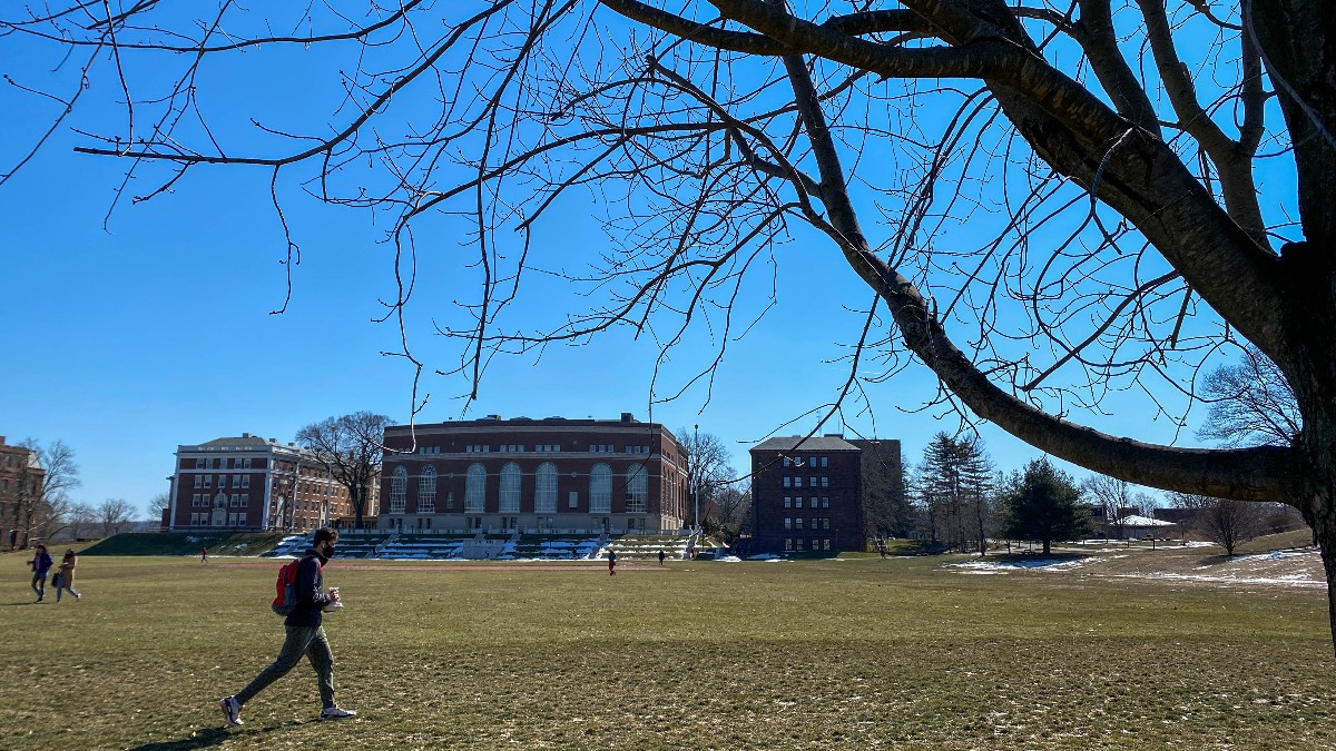 test Twitter Media - Spring is coming! With the snow melting and the weather warming up in Middletown, we are excited to spend a little more time outside (within Covid guidelines, of course). Have a wonderful weekend, Cardinals! ☀️ https://t.co/gA85YWS9xB