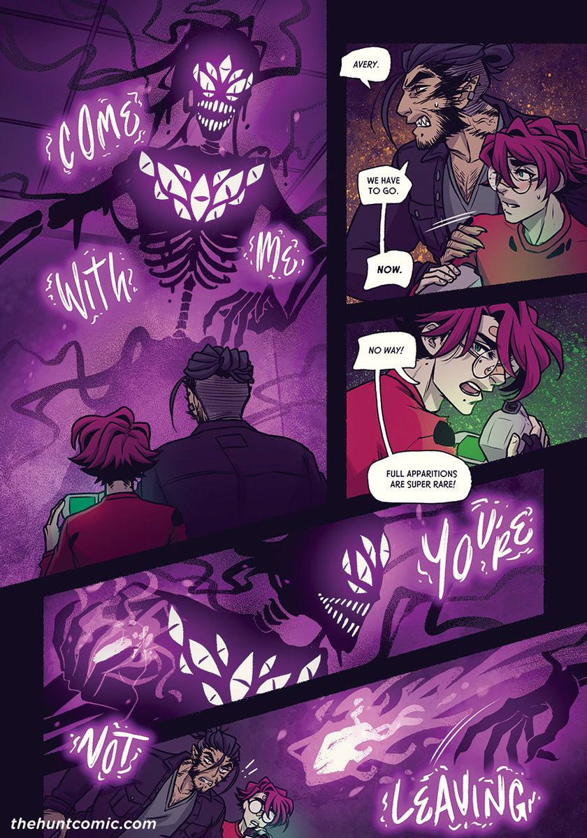 Part 1: Pg 65 #BL #BLwebcomics Follow here or at: