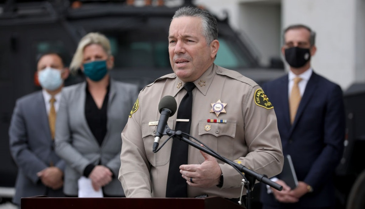 Los Angeles County Sheriff Supports Recall Effort Against D.A. Gascón