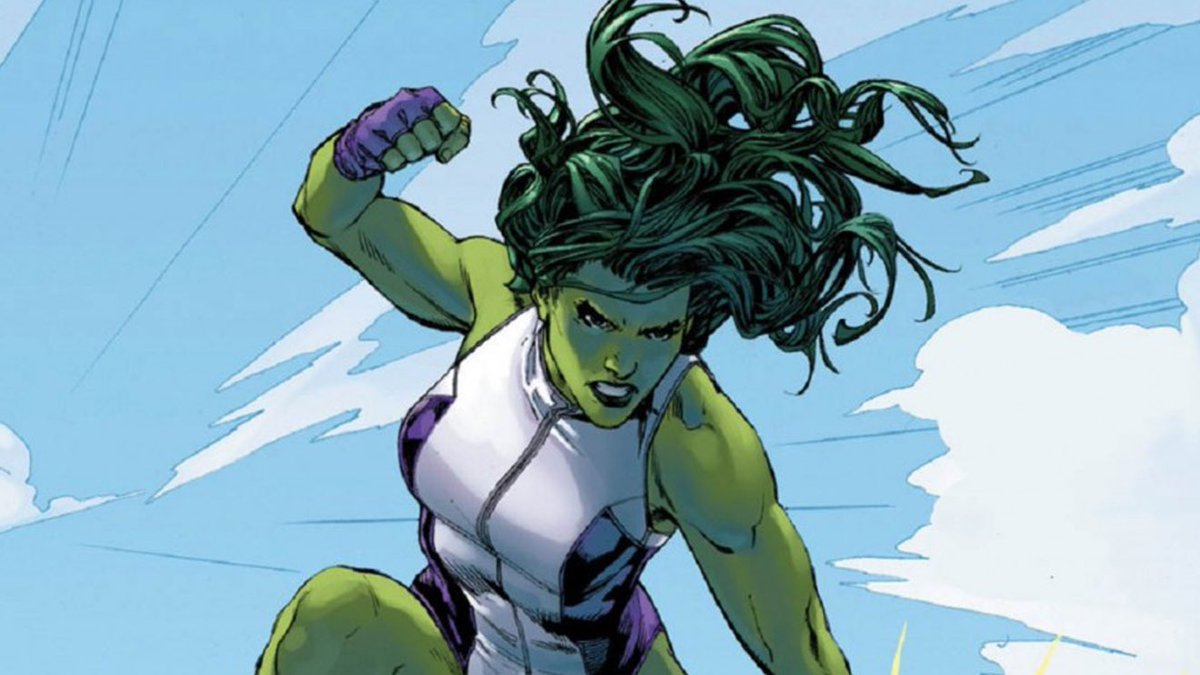 #DisneyPlus and Marvel Studios' 'SHE-HULK' is casting a female alien shapeshifter who is in love with Earth's pop culture and uses her powers for money and attention. She will be in 2 episodes of the series. (Source: