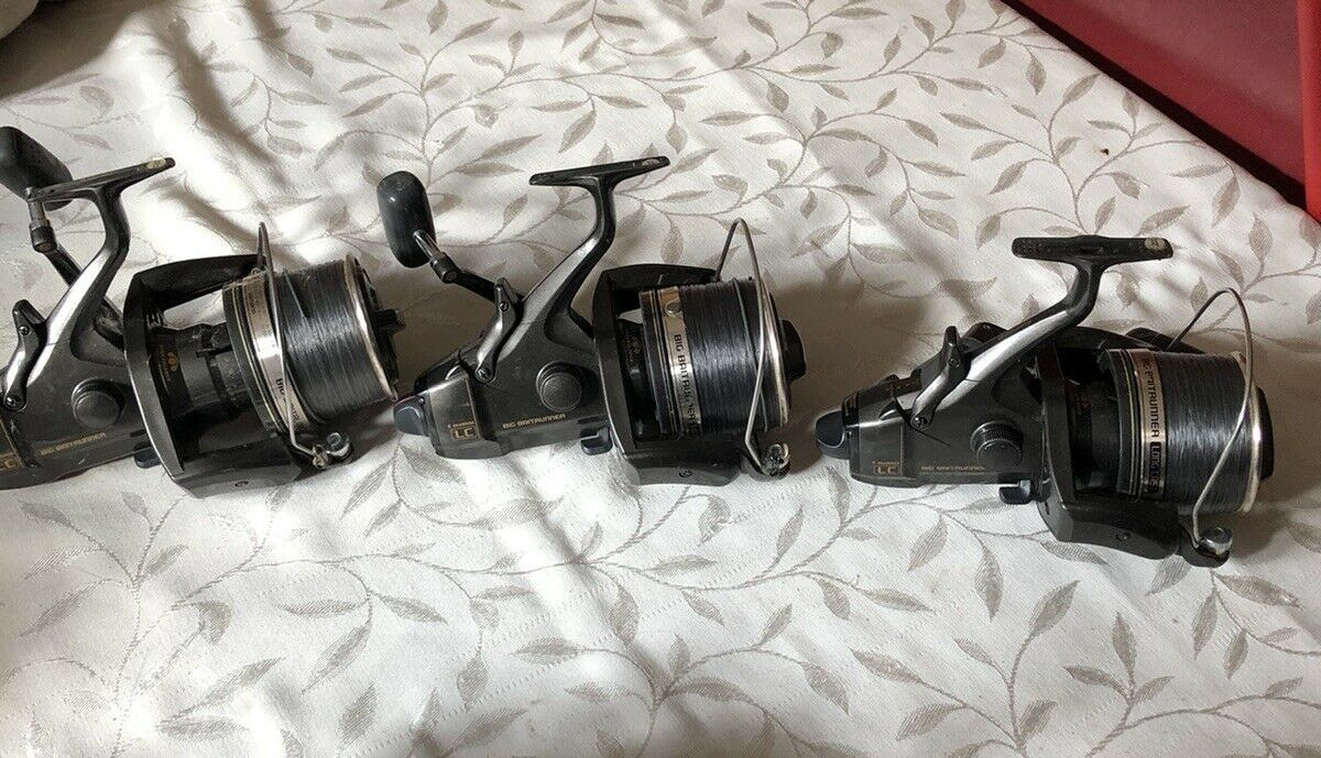 Ad - Shimano Long<b>Cast</b> reels x3 On eBay here -->> https://t.co/J02W6KQ7Fi  #carpfishing