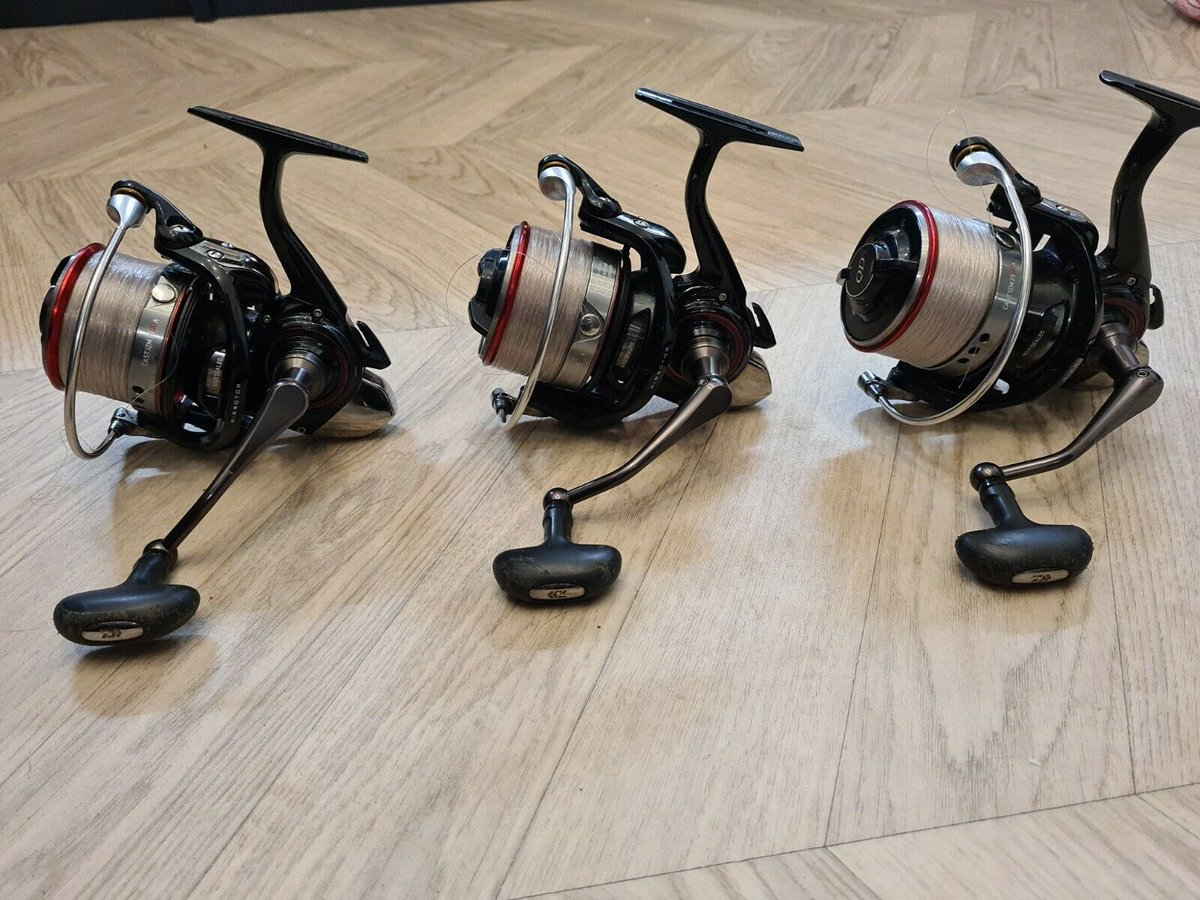 Ad - Daiwa Castizm 25 QDA x3 On eBay here -->> https://t.co/wiq7WmLEB6  #carpfishing https://t