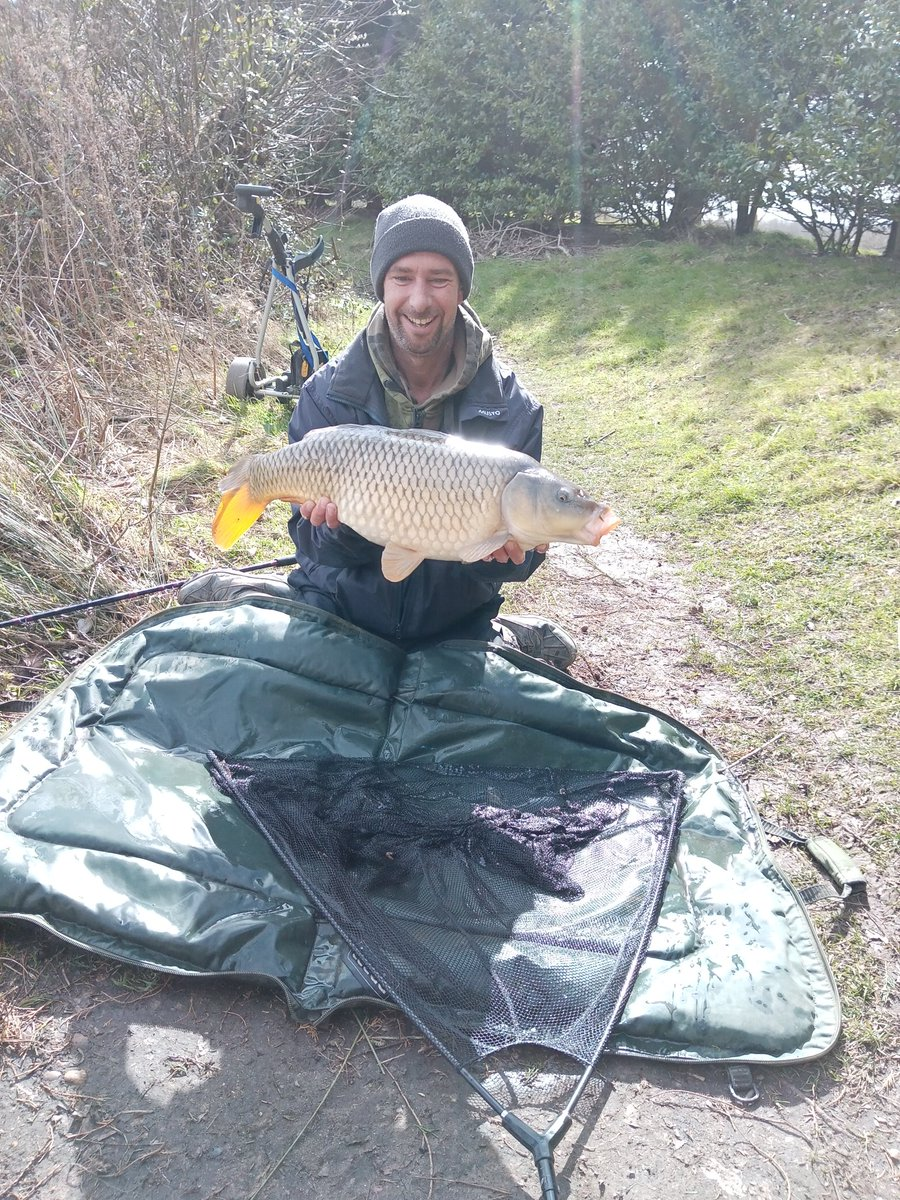 Nice lump out today even though it was cold wet and windy #<b>Nash</b> #fish #carpfishing https://t.