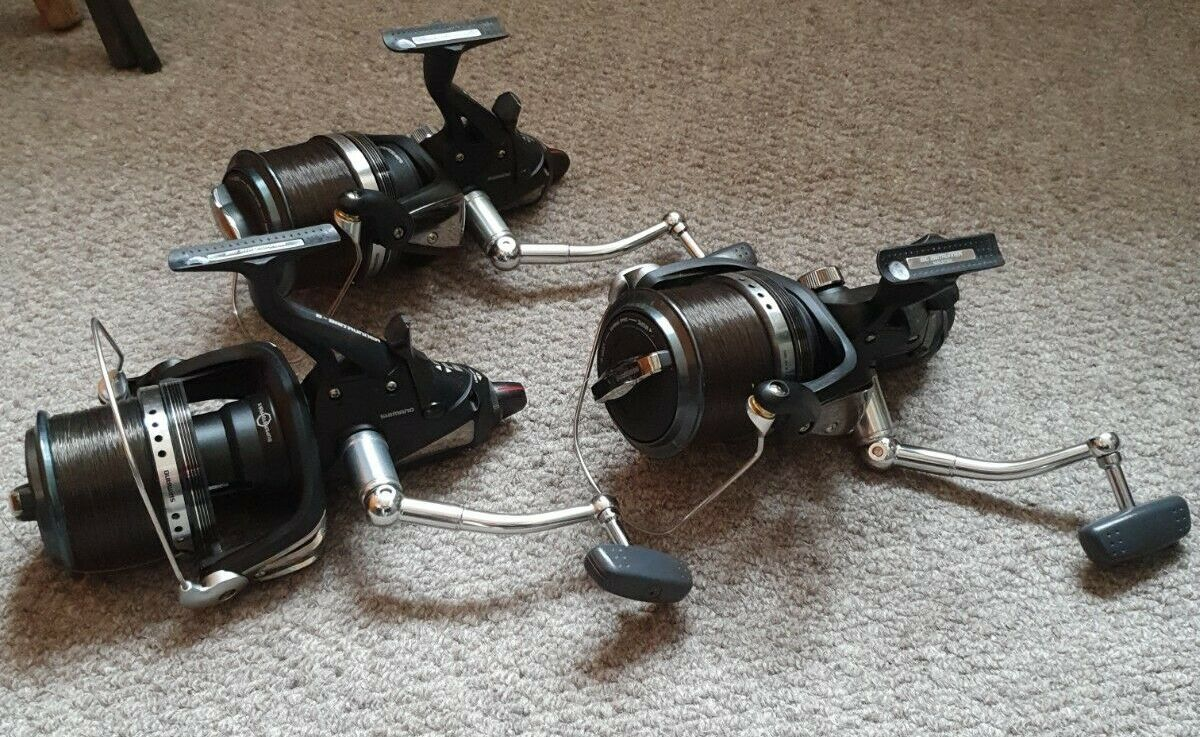 Ad - Shimano Big Pit LongCast XT-A BaitRunners On eBay here -->> https://t.co/FcgmsiaS2P  #car
