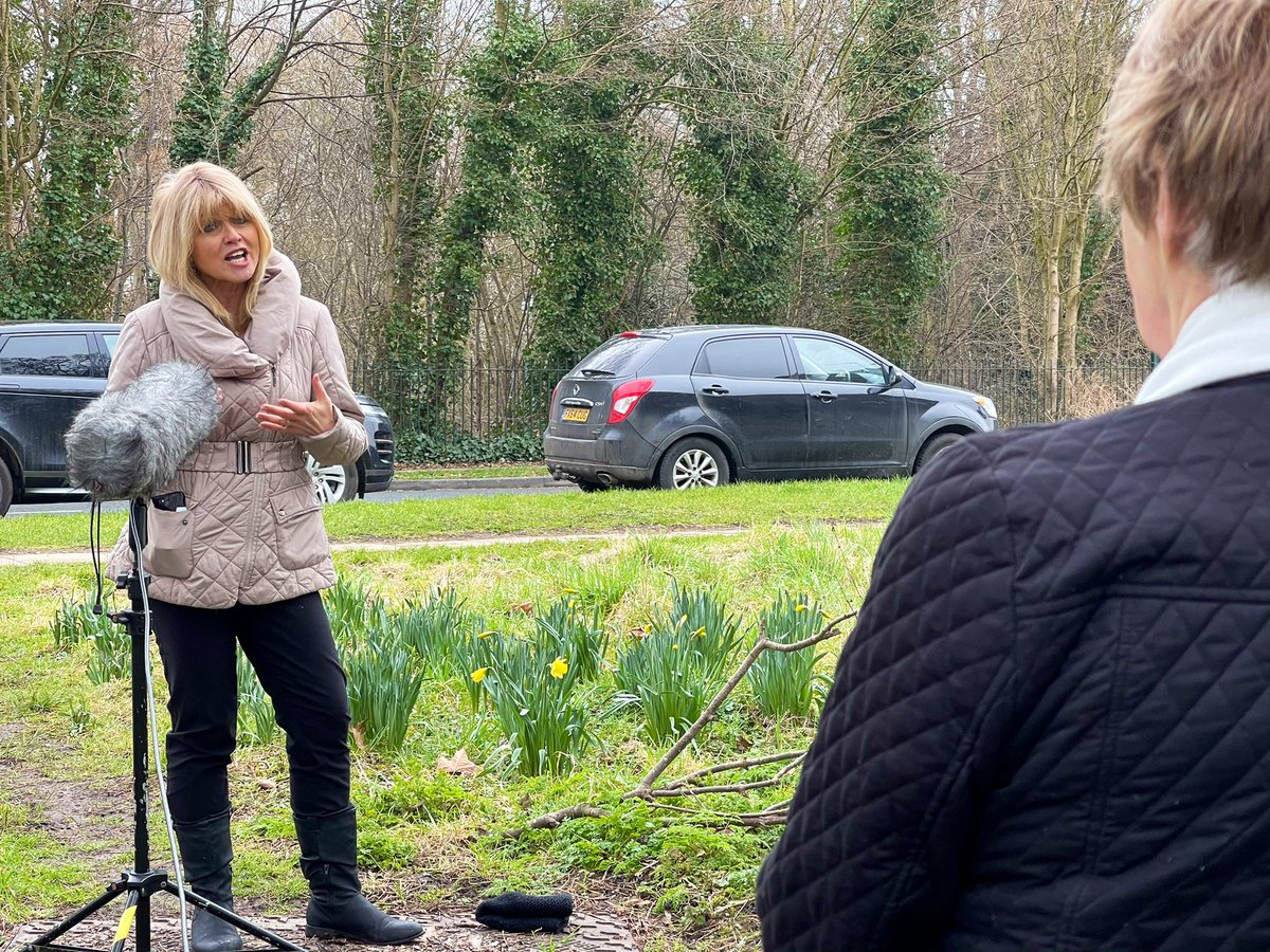 test Twitter Media - The mother of the missing woman #CLAUDIALAWRENCE from #York talks to @christinetalbot on the 12th anniversary, to watch her full report watch @itvcalendar from 6pm tonight https://t.co/rM5xyOxbuR