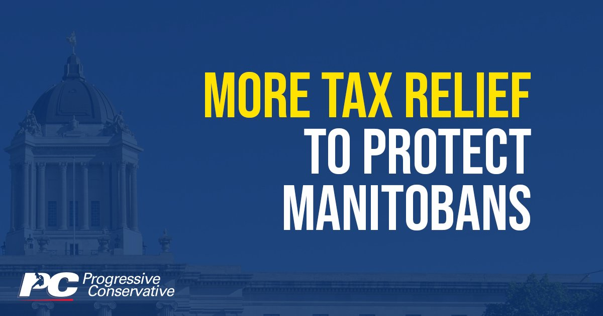 test Twitter Media - Given the challenges created by the pandemic, Manitobans need more tax relief sooner rather than later.   Get the details here: https://t.co/ZwKbj5nJrR   #mbpoli https://t.co/x2JlQyujxa