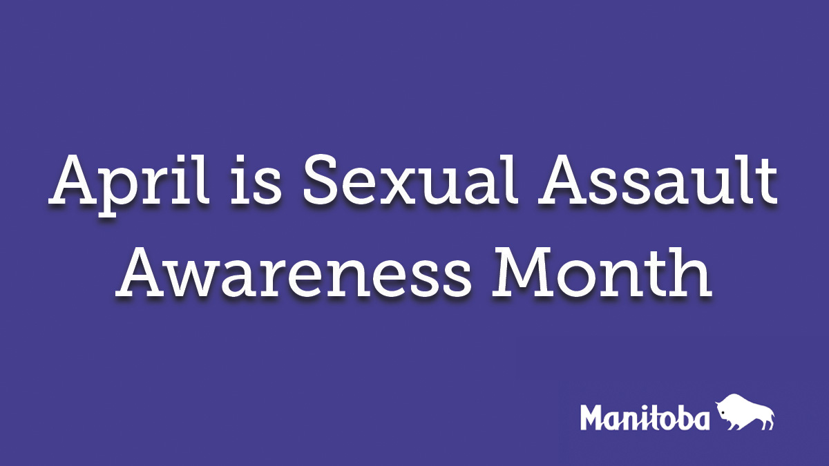 test Twitter Media - April is Sexual Assault Awareness Month in #Manitoba. This year we will be working with @KlinicCHC to share info and resources to help #SupportSurvivors. https://t.co/m3wDYNICMp #SAAM2021 #YouAreNotAlone #WeBelieve https://t.co/CyhsWlz1uv