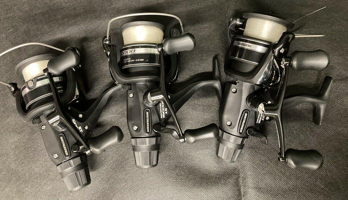 Ad - 3x Shimano Baitrunner ST <b>10000</b>RB On eBay here --> https://t.co/tFCTSI8dI7  #carpfishi