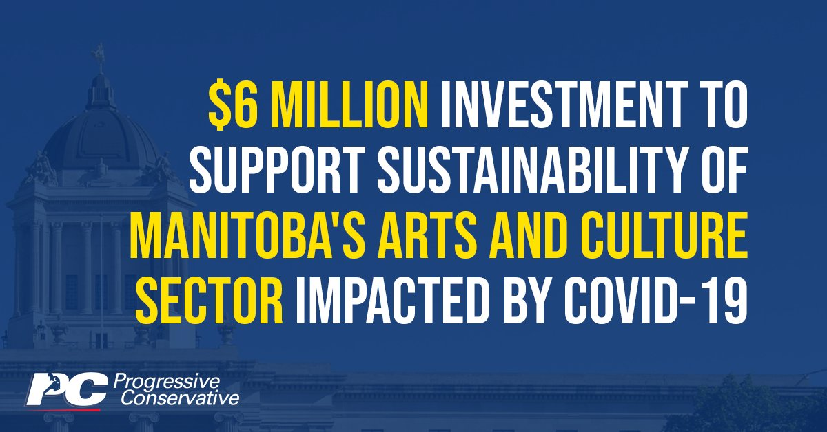 test Twitter Media - Manitoba's arts and cultural sector has been hit hard by the pandemic.   Here is what our PC government is doing to help: https://t.co/dxFO8Cfctj  #mbpoli https://t.co/oQ40QzVynG