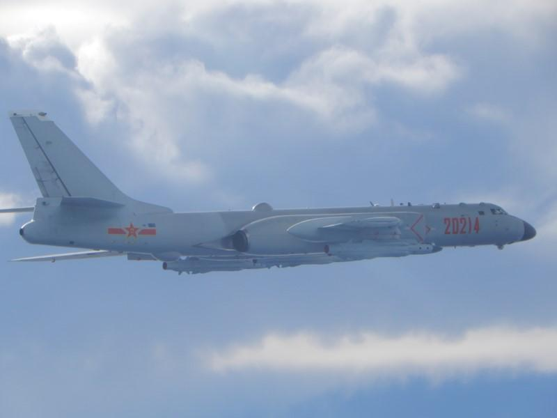 Taiwan reports largest ever incursion by Chinese air force